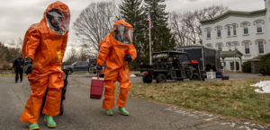 Hazardous materials exercise