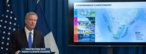 Resiliency Plan announced to Protect Lower Manhattan From Climate Change