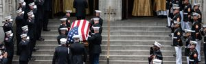 Remarks at Funeral of U.S. Marine Corps Staff Sergeant and FDNY Firefighter Christopher Slutman