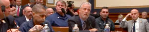 911 victim compensation fund congressional subcommittee hear Jon Stewart roar