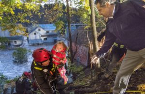 Upstate Disaster – Governor Cuomo Declares State of Emergency in 12 Counties as Heavy Rains and High Winds Cause Flooding and Power Outages