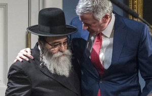 Mayor de Blasio Announces New Measures to Combat Anti-Semitism in New York City