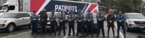 CORONAVIRUS PANDEMIC DISASTER – PATRIOTS  KRAFT DELIVERS 300,000 MASKS TO NYC. FEDS COMMANDEER 35,000 MASKS BROUGHT FOR NEW JERSEY FIRST RESPONDERS and HOSPITAL FRONTLINERS
