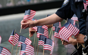 9/11 Memorial Reopens July 4th Independence Day during COVID-19 Pandemic
