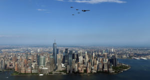 Salute to America – Forces Fly on the 4th Over NY